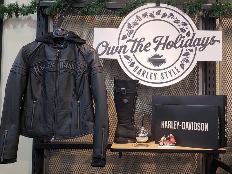 Harley-Davidson products